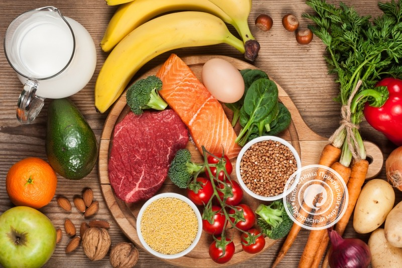 Лиепайская диета: меню на неделю