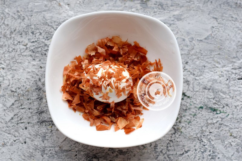 мраморные яйца на Пасху рецепт с фото