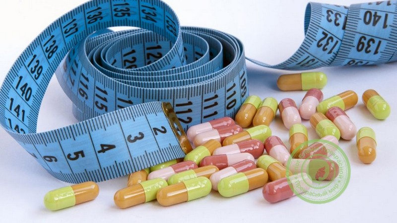Лекарство для снижения аппетита и похудения