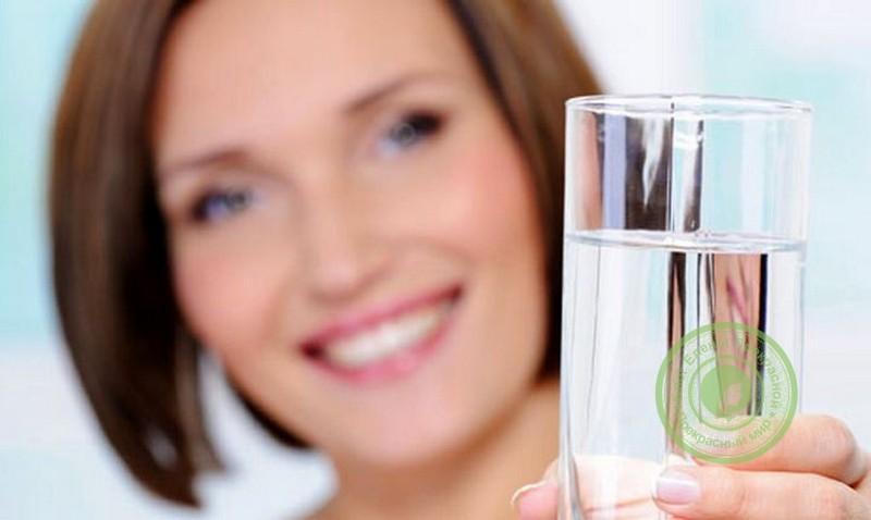 Правильный выход из водной диеты