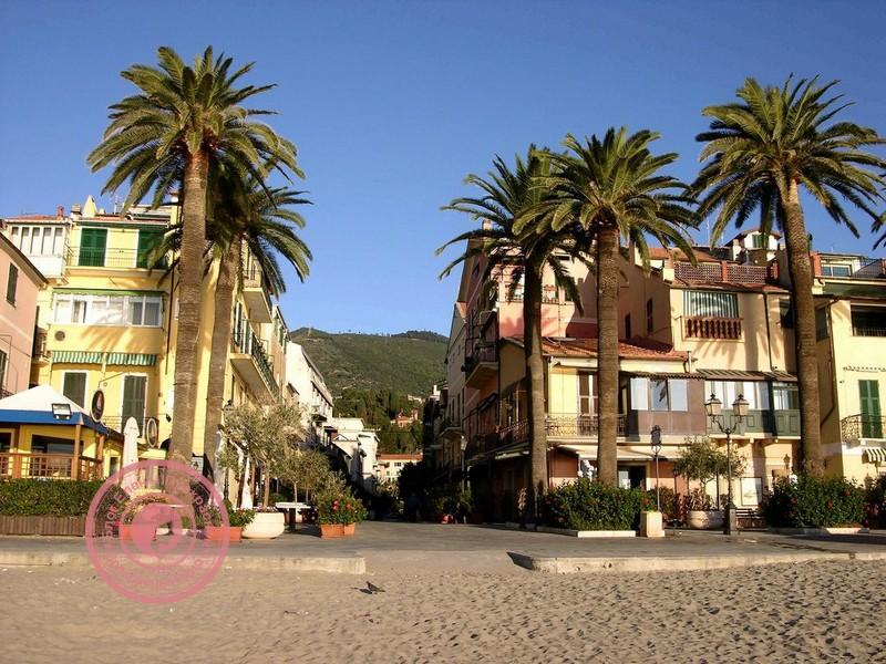 Пляжи Сан-Ремо