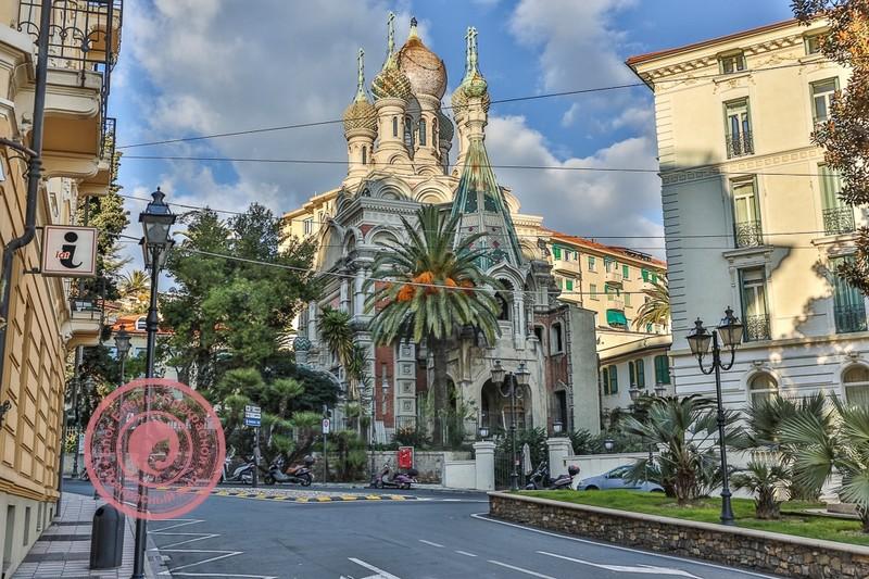 Русская церковь в Сан Ремо