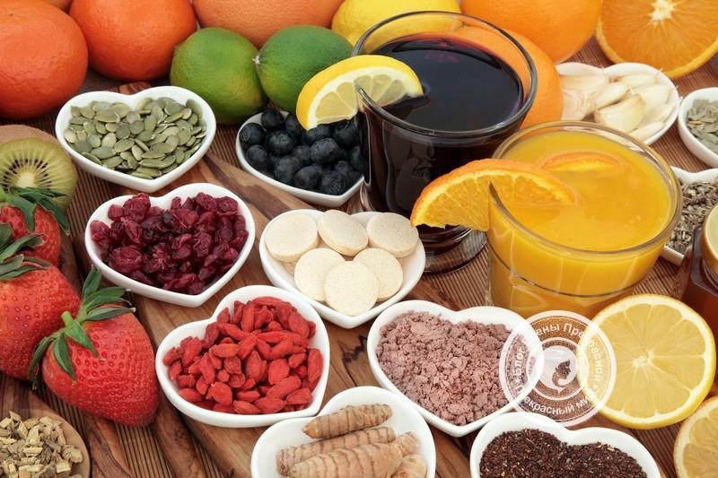 Препараты с антиоксидантами для женщин