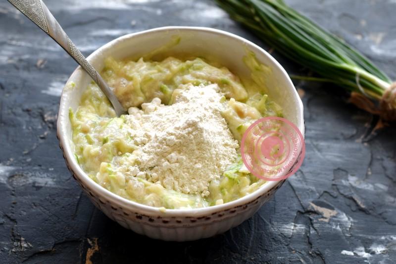 кабачковые оладьи с фаршем рецепт в домашних условиях