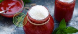 клубника, перетертая с сахаром на зиму рецепт в домашних условиях