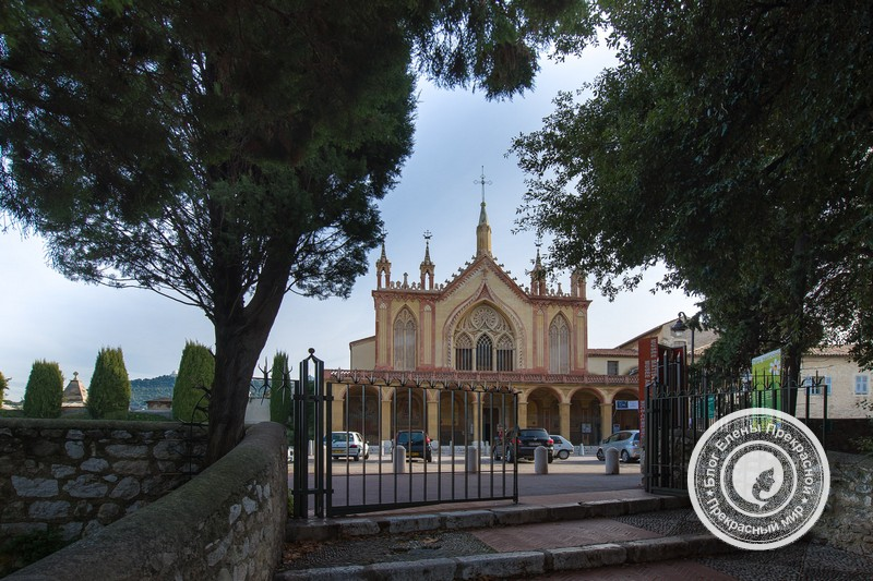 Монастырь Симье