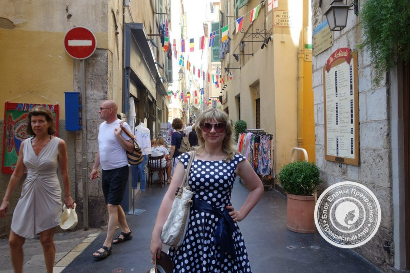 Шоппинг в Ницце