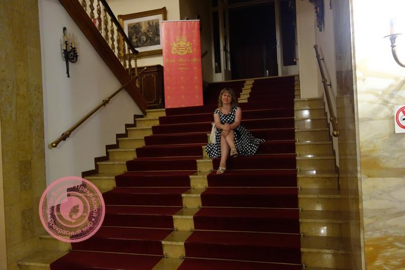 Отель в Сан ремо