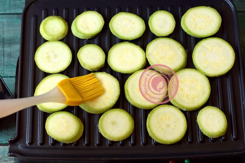 острая закуска из кабачков рецепт с фото