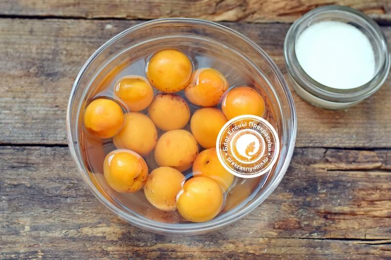 абрикосовое пюре на зиму рецепт