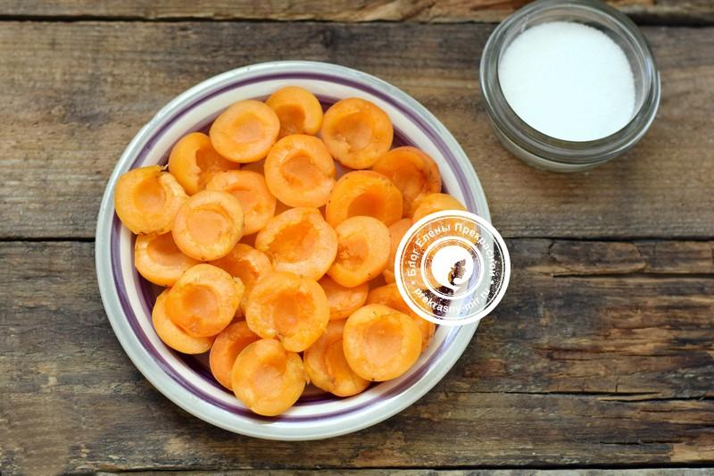абрикосовое пюре на зиму рецепт с фото