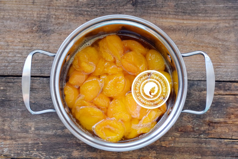 абрикосовое пюре на зиму рецепт в домашних условиях