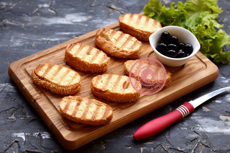 бутерброды с ветчиной рецепт