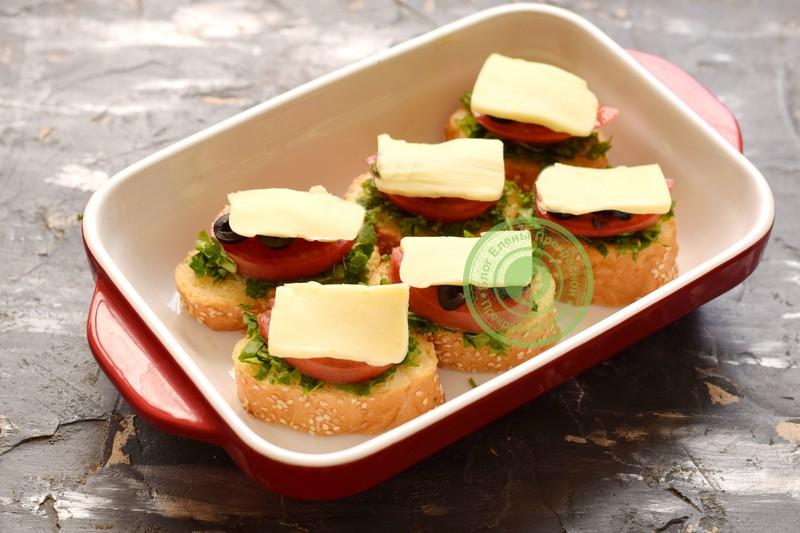 горячие бутерброды с сулугуни рецепт в домашних условиях