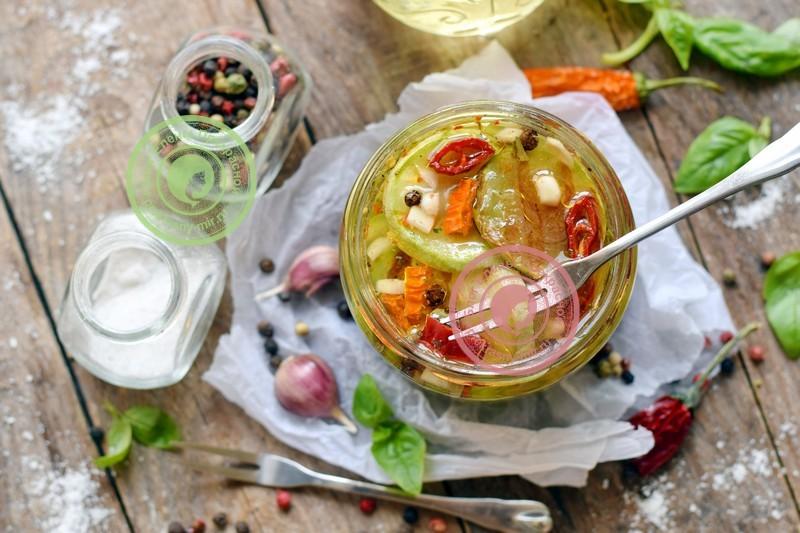 Жареные кабачки на зиму Пальчики оближешь рецепт в домашних условиях