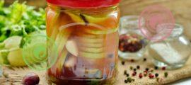 кабачки с кетчупом на зиму рецепт в домашних условиях