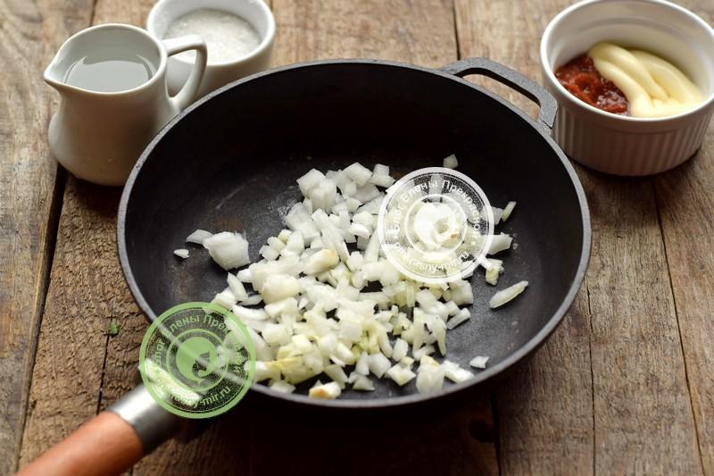 кабачково-баклажанная икра на зиму рецепт