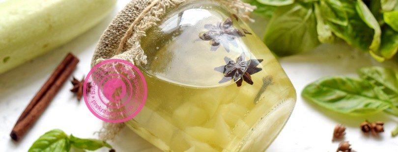 компот из кабачков с лимоном рецепт в домашних условиях