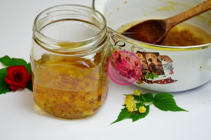 липовое варенье рецепт в домашних условиях