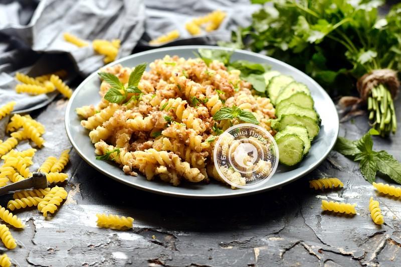 макароны по-флотски рецепт в домашних условиях