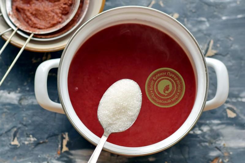 малиновый кисель рецепт в домашних условиях