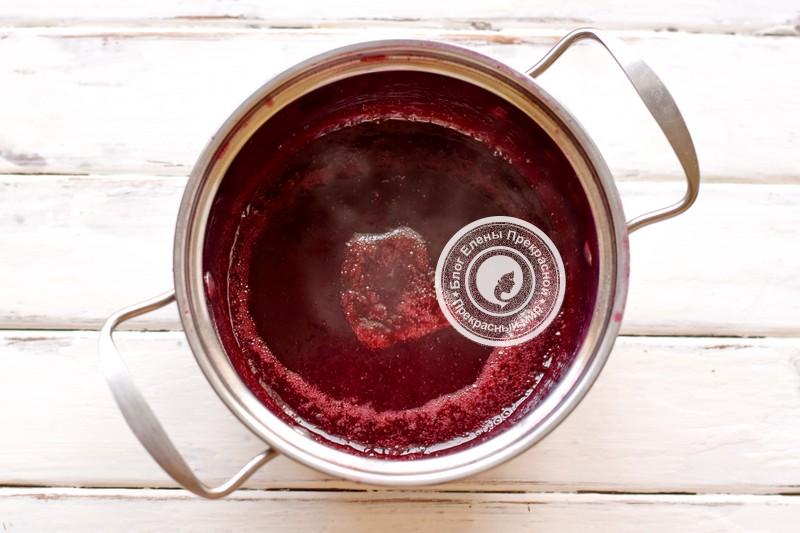 малиновый конфитюр на зиму рецепт в домашних условиях