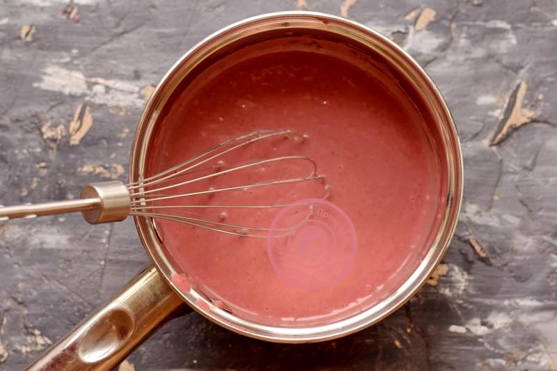 малиновый курд рецепт в домашних условиях