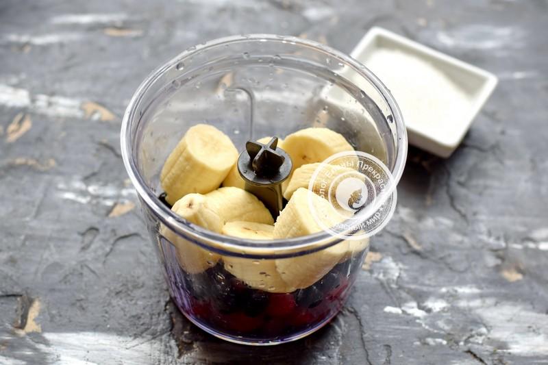 смузи из малины и черной смородины рецепт с фото