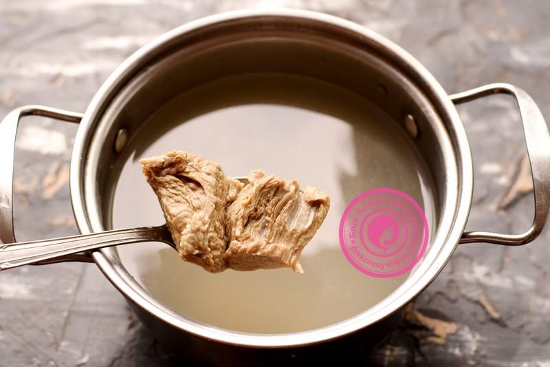 суп Рамен с яичной лапшой рецепт