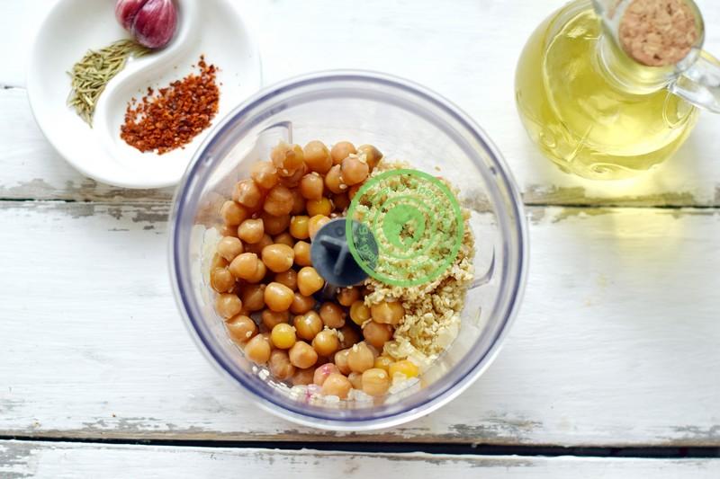 свекольный хумус рецепт с фото