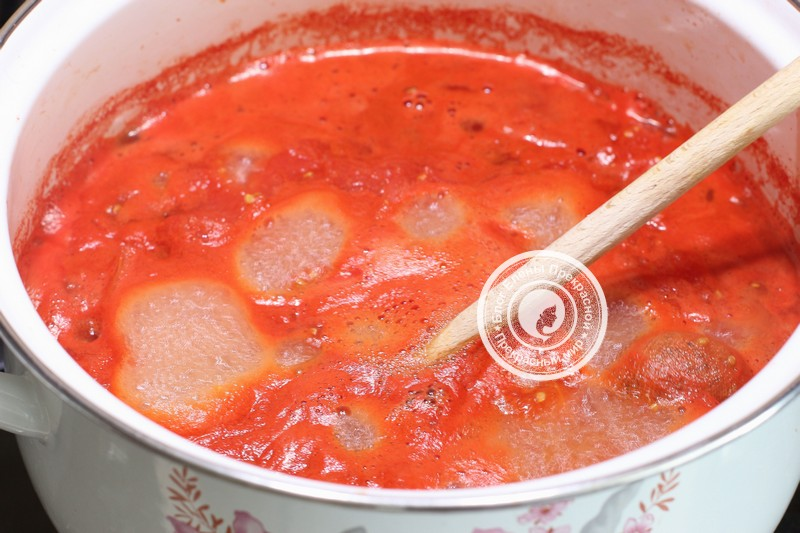 томатный соус рецепт в домашних условиях