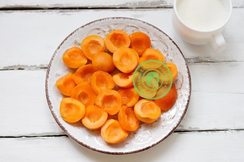 пюре из абрикосов и персиков на зиму рецепт
