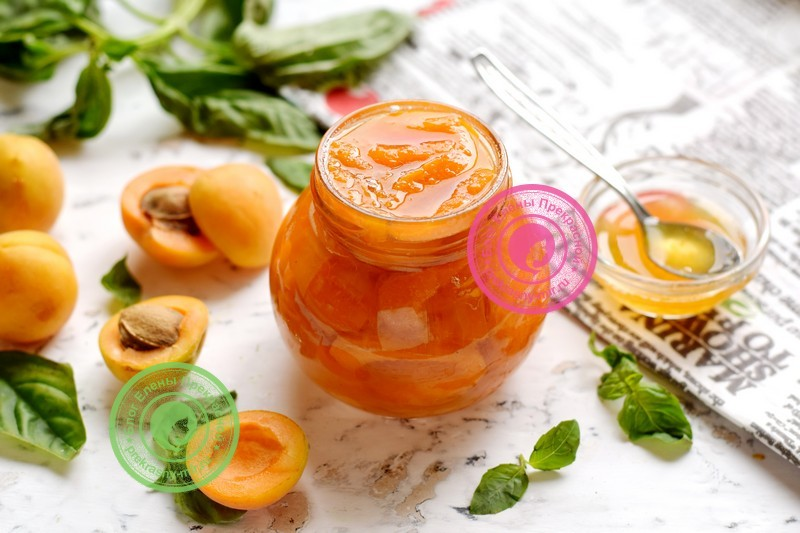 абрикосовое варенье на зиму рецепт в домашних условиях