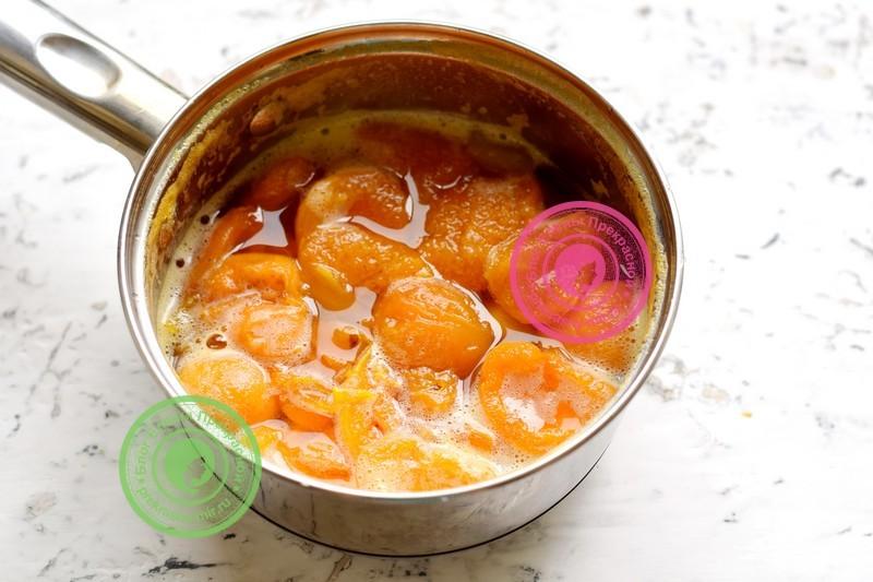 абрикосовое варенье на зиму рецепт с фото