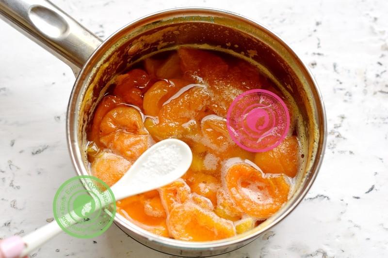 абрикосовое варенье на зиму рецепт