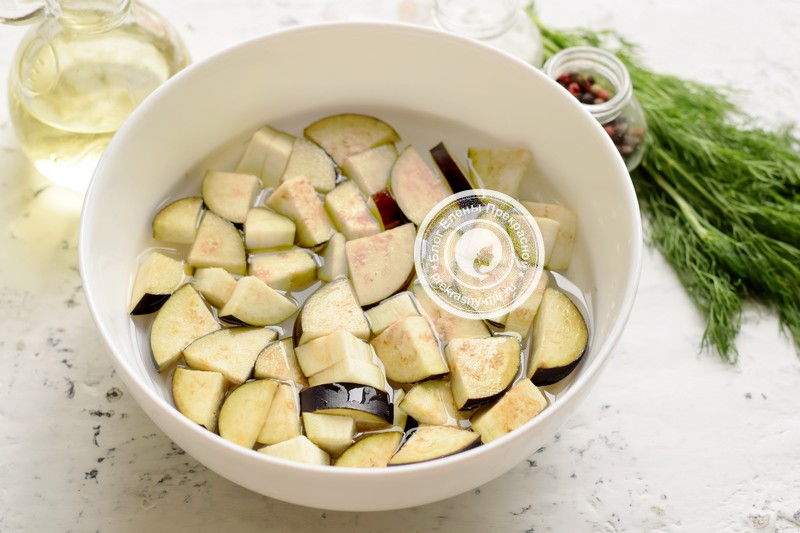 баклажаны как грибы на зиму рецепт с фото