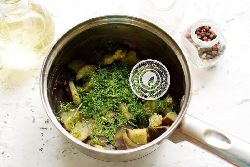 баклажаны как грибы на зиму рецепт в домашних условиях