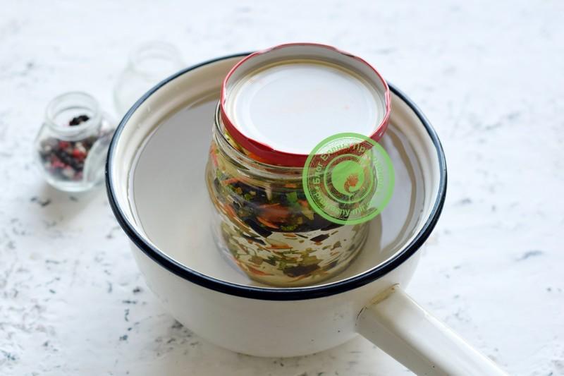 баклажаны по-корейски на зиму рецепт в домашних условиях