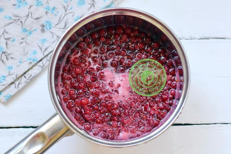 джем из красной смородины рецепт