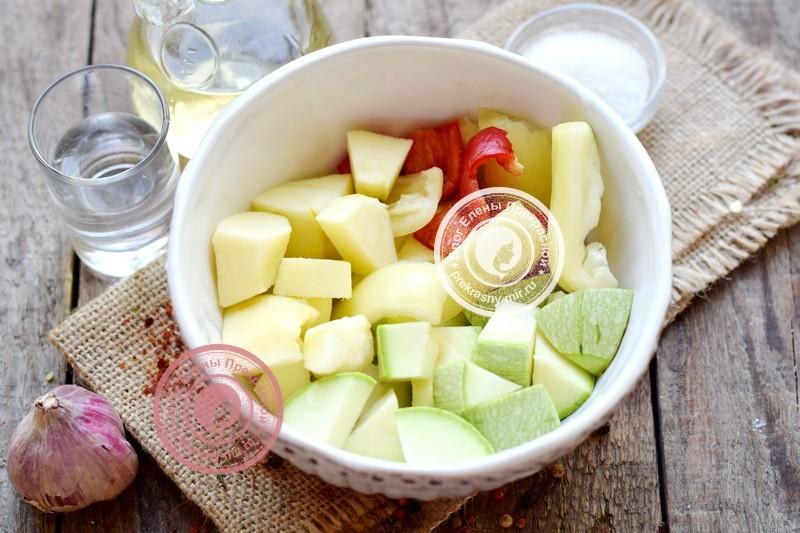 аджика из кабачков и яблок на зиму рецепт