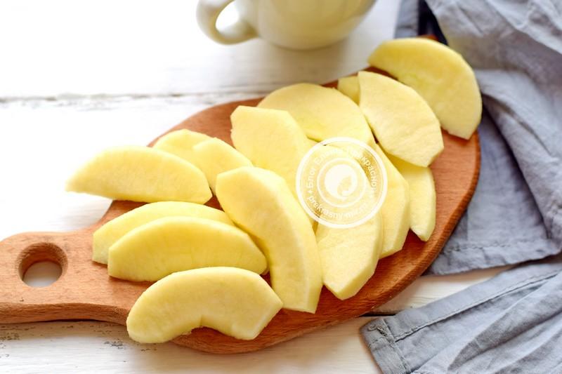 пюре из яблок и красной смородины рецепт с фото