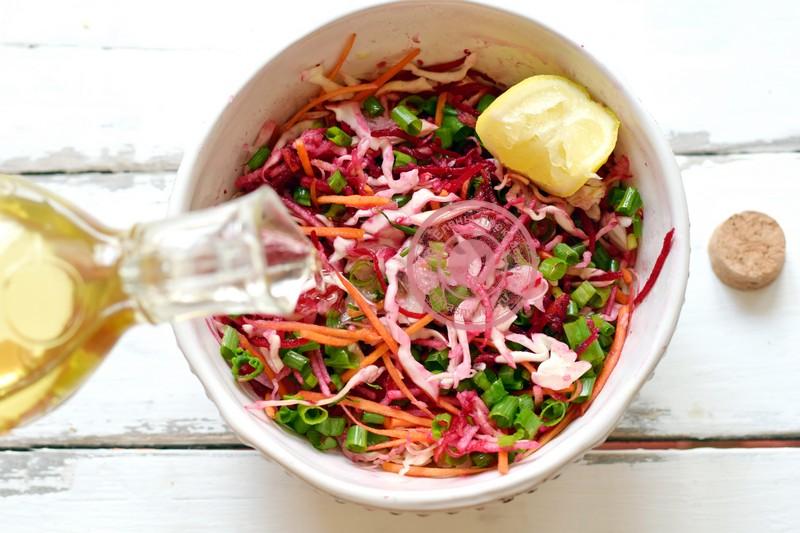 салат щетка для похудения рецепт в домашних условиях