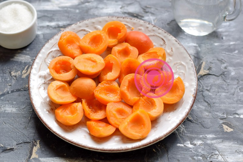 сироп из абрикосов на зиму рецепт с фото