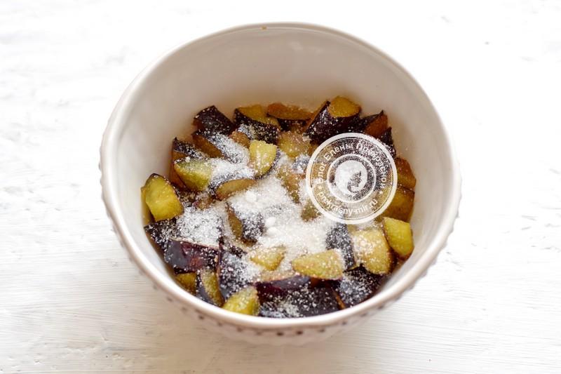 варенье из сливы кусочками на зиму рецепт рецепт с фото