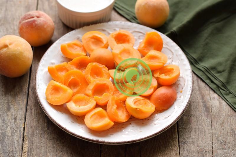 Варенье с абрикосами и персиками на зиму с целыми дольками рецепт с фото