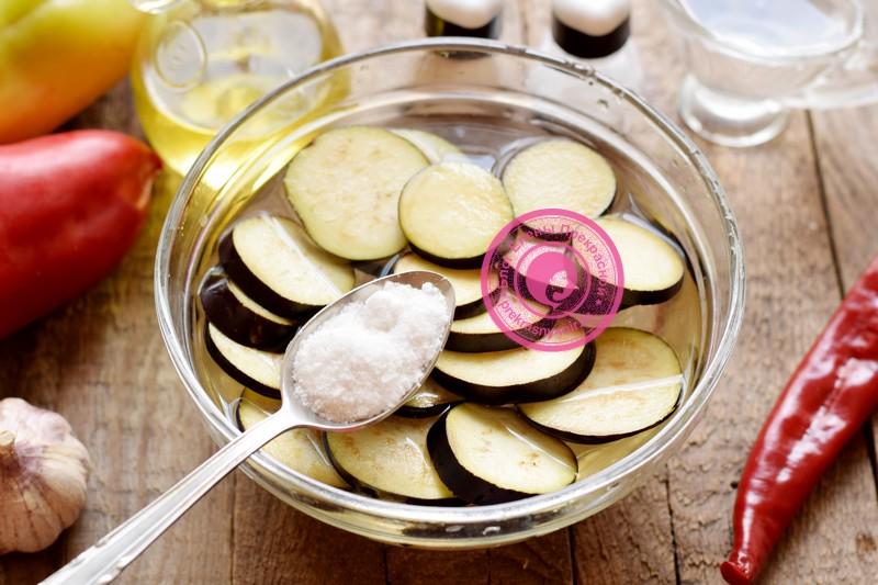 закуска огонек из баклажан на зиму рецепт с фото