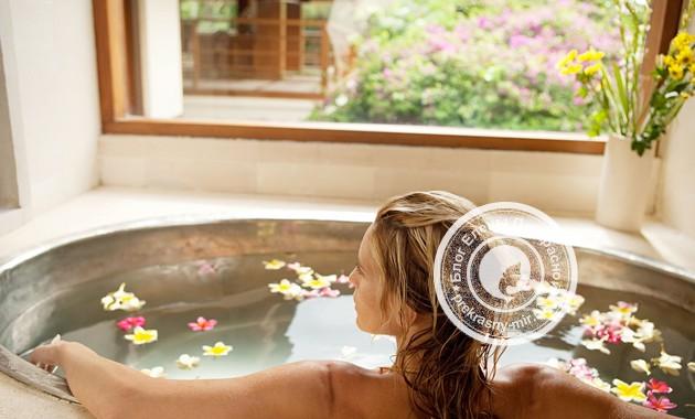 Лечебные скипидарные ванны для похудения