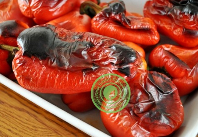 Как пожарить болгарский перец на сковороде
