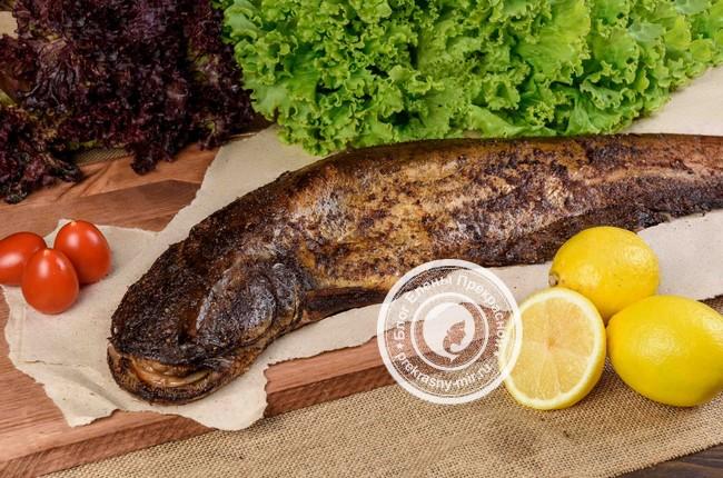 Рецепт копчения рыбы