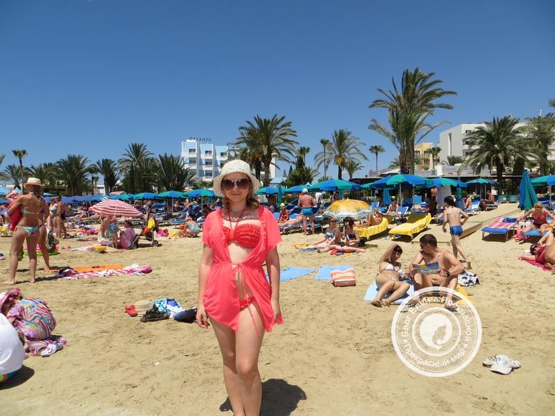 Пляж Лимонаки